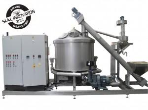 TS roasting system